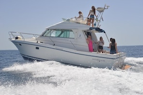 Private Yacht Tour from Novalja