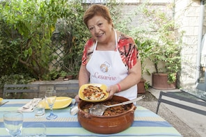 Dining experience at a local's home in Bari