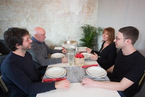 Dining experience at a Local's home in Brindisi