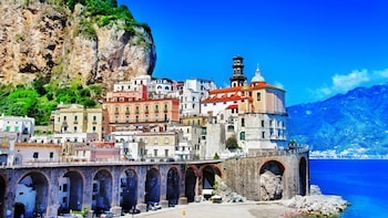 AMALFI DRIVE EXPERIENCE - SEMI PRIVATE TOUR