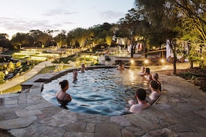 Peninsula Hot Springs Express and Day Spa from Melbourne