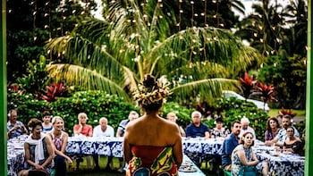 Progressive Dinner Rarotonga