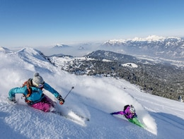 2-day Ski pass Grand Massif from April 4th to 17th