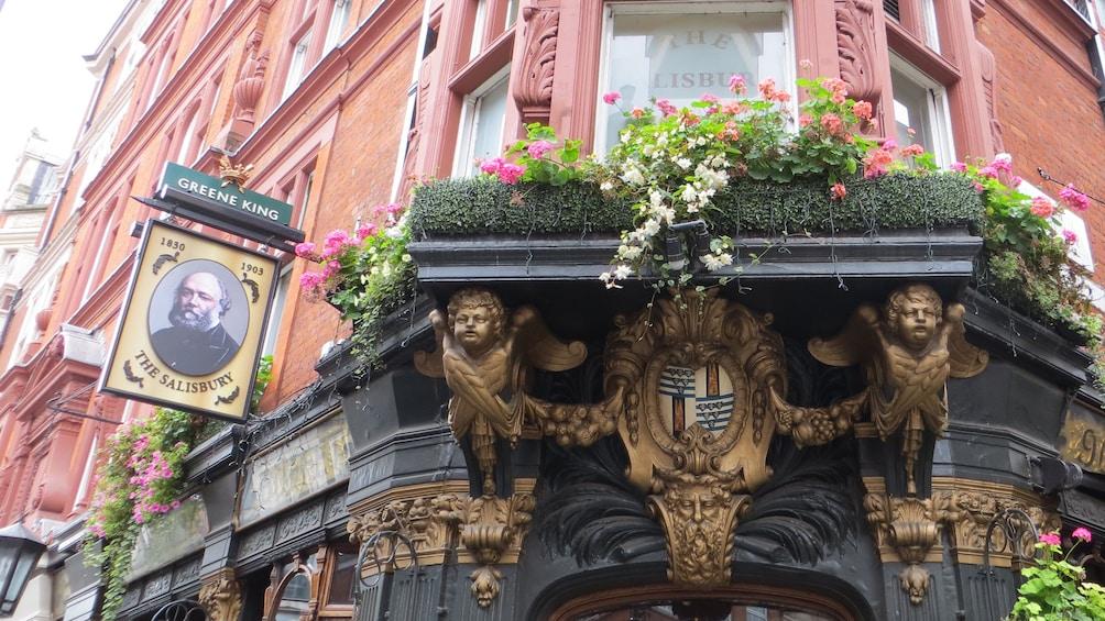 Show item 1 of 10. London Pub Walking Tour of Covent Garden