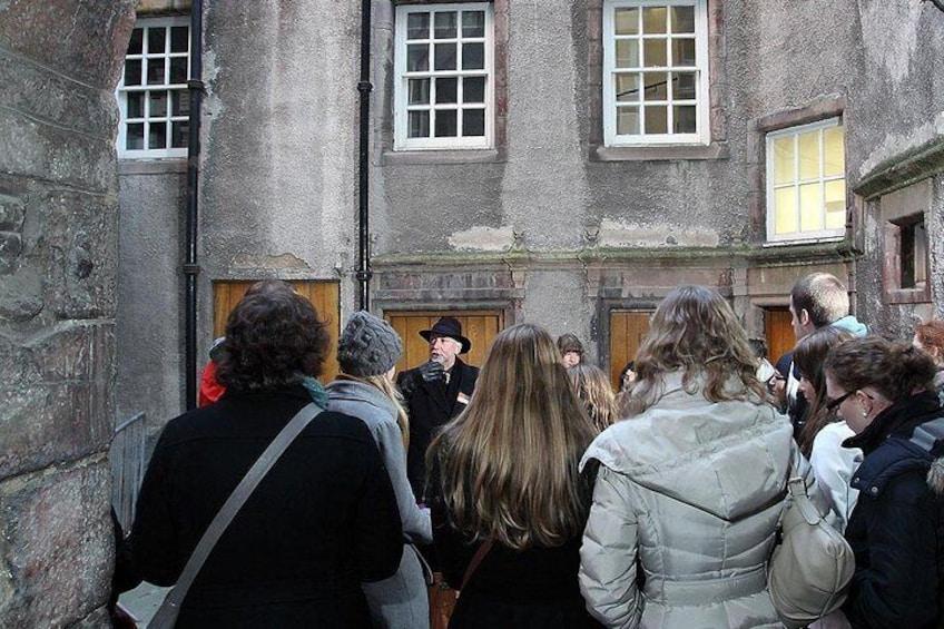 Mercat Tours History Walk of the Royal Mile inc Edinburgh Castle