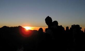 Sarankot sunrise day tour - Pokhara Annapurna sunrise view