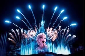 Disneyland® Paris Tickets & Disney's Frozen Celebration