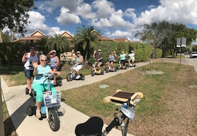 Marco Island Electric Trike Tour - Explore The Island Today!