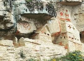Chachapoyas: Kuelap and Gocta Cataract 4 days and 3 nights