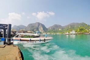 Koh Phi Phi to Phuket by Koh Yao Sun Smile Tour Speed Boat