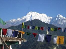 Pokhara Dhampus trek 1 night 2 days