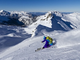 3-day Ski pass Grand Massif from April 4th to 17th