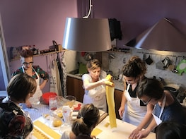 Private Pasta Making Class at Cesarina's Home In Langhe