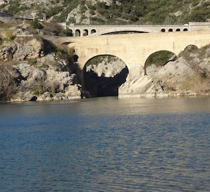 Day Trip:Nature Sites and medieval Villages From Montpellier