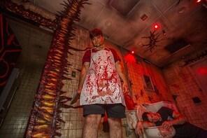Bond's Escape Room: Sleepover Slaughterhouse