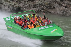 Jet the Gorge - Jetboat ride Hanmer Springs