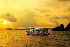 Sunset Dinner Cruise in Phang Nga Bay