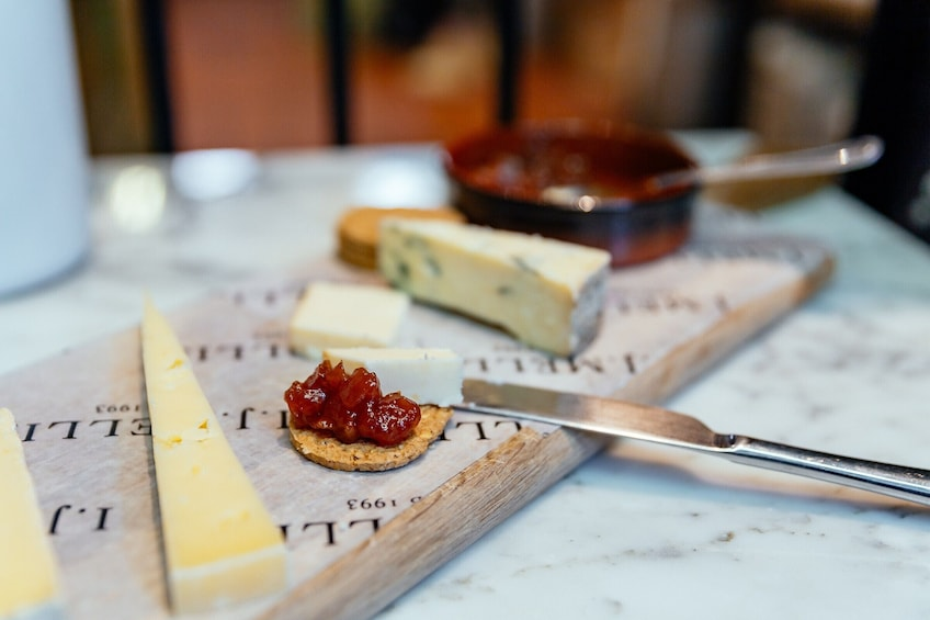 Show item 2 of 10. Private Edinburgh Favorite Food Tour: 10 Tastings