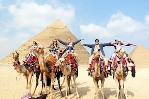 Cairo, Nile Cruise and Sharm El Sheikh