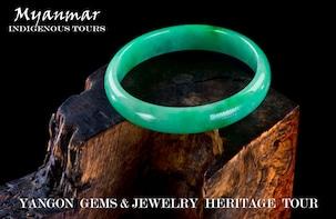 Gem & Jewelry Heritage Shopping Tour