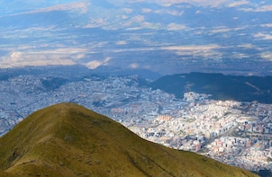 Quito's Cable Car Tour