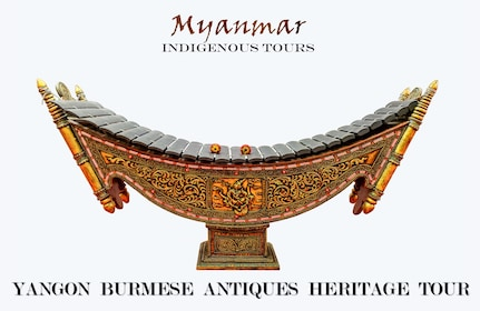 Burmese Antiques Heritage Shopping Tour