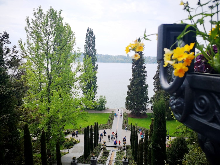 Show item 5 of 8.  Island of Mainau with Highlights on Lake Constance