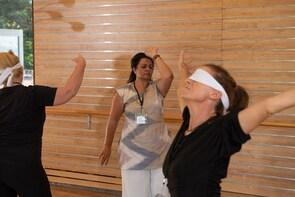 Maui Meditation Dance Class