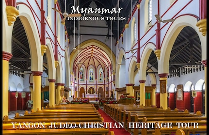 Judeo-Christian Heritage Cultural Immersion Tour