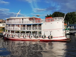 From Manaus To Belém - Amazon River Boat Trip