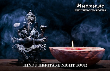 Hindu Night Heritage Cultural Immersion Tour
