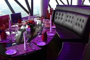 KL Tower Dine-in Buffet Atmosphere 360 Revolving Restaurant at KL Tower