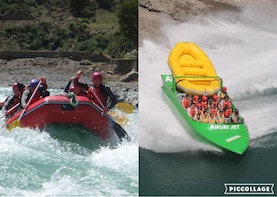 Guided Rafting and Jet Boat Adventure