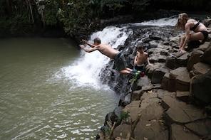 Waterfall Hike & Zip