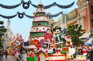 Disneyland® Paris Tickets & Disney's Enchanted Christmas