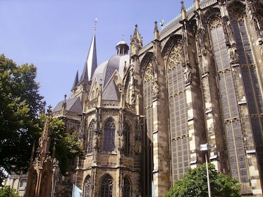 Aachen - Old town Guided tour