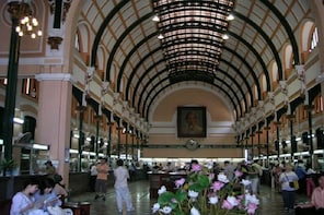 Ho Chi Minh City half day tour in the afternoon
