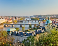 Self-guided private adventure in Prague