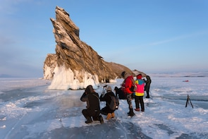 The Ice Wonder of Baikal - Eco Tour
