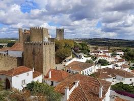 Full Day Óbidos, Nazaré & Alcobaça Private tour from Lisbon
