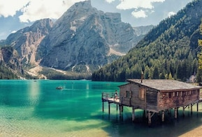 From Venice to the Heart of the Dolomites