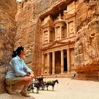 Petra and Wadi Rum 3 Day Tour from Jerusalem