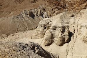 Bethlehem, Jericho, Qumran park, Dead Sea Tour from Tel aviv