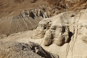 From Jerusalem:Qumran ,Bethlehem, Jericho and Dead Sea Tour