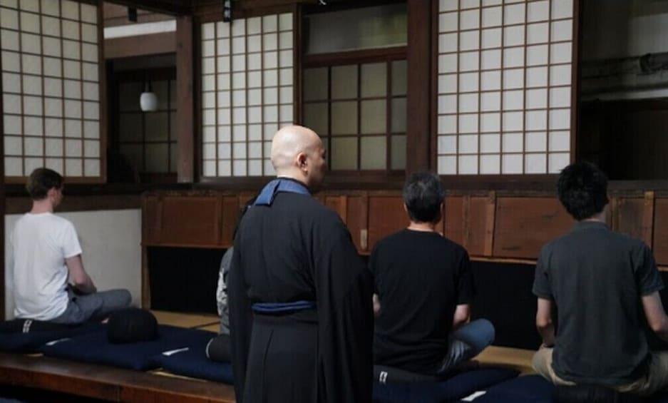 Show item 1 of 1. Master Zen at Zenpoji