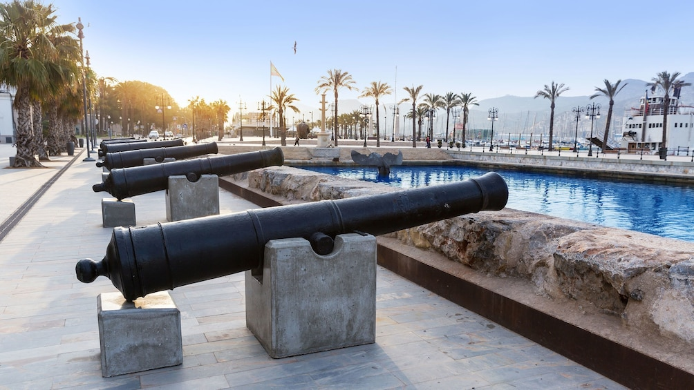 Show item 5 of 5. Fortifications of Cartagena Bay Sightseeing Cruise