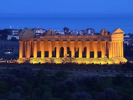 Private Agrigento & Turks Scale Tour, from Palermo area