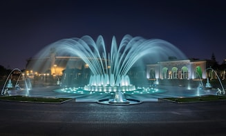 MAGICAL WATER CIRCUIT SHOW IN LIMA