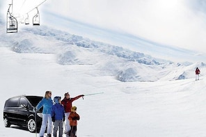 Erzurum Airport to Palandoken Ski Resort Hotels