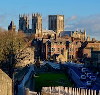 Private Tour, York City Highlights and York Minster